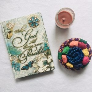 Other - With God All Things Are Possible JOURNAL